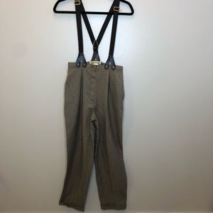 Vintage Bonjour | Pants and Suspenders